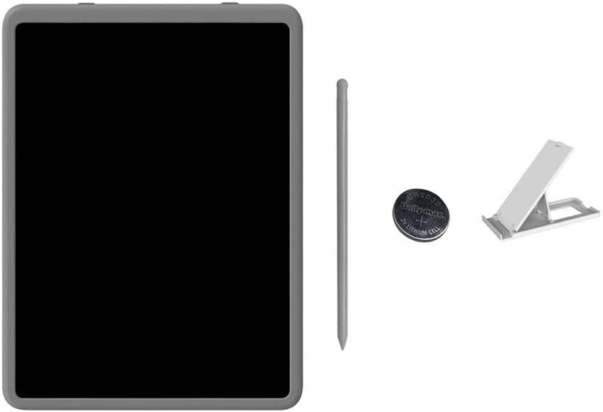 11inch LCD Business Writing Tablet Schreibtafel (Color : White2) Grey2