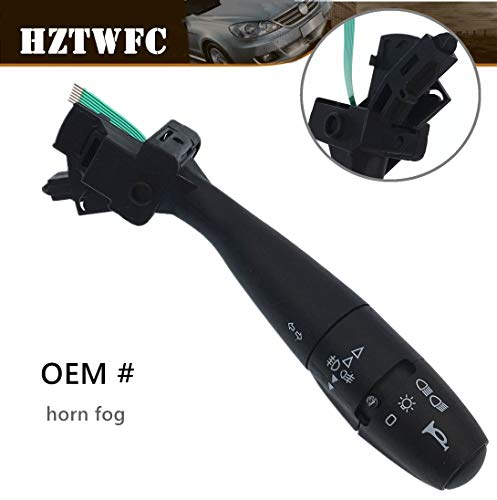 HZTWFC Indicator Stalk Light Switch Headlamp Horn Fog: