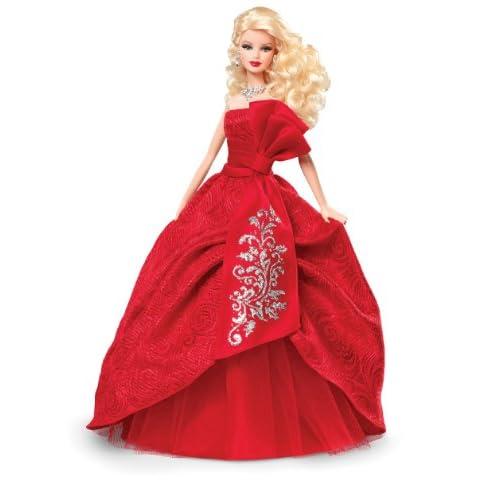 Barbie W3465 - Poupée - Joyeux Noel 2012