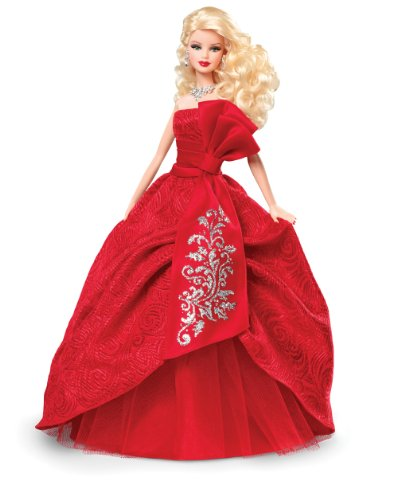 - Barbie Collector 2012 Holiday Doll