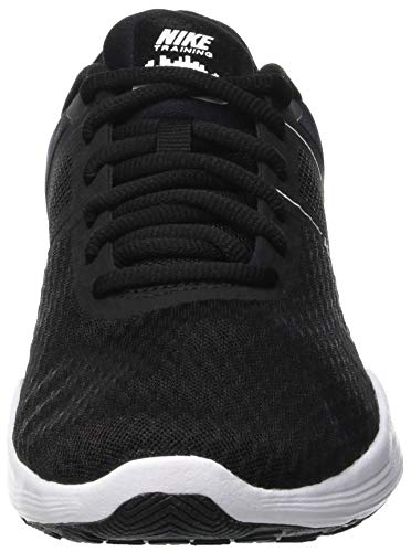 Gymnastikschuhe Damen Nike Black Schwarz White Trainer 001 2 City Ow6aI
