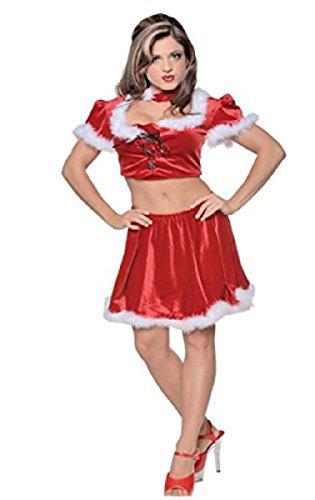 Under (Mrs Claus Costume Naughty)