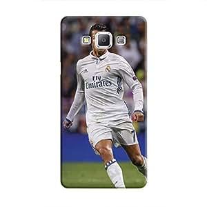 Cover It Up - Cristiano Ronaldo Galaxy A8 Hard Case