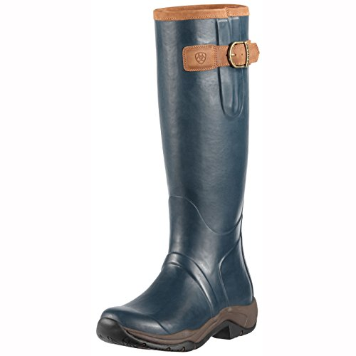 Ariat StormStopper Tall Boots Navy