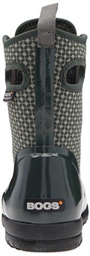 Paludi Donna Sidney Foulard Snow Boot Verde Scuro / Multi