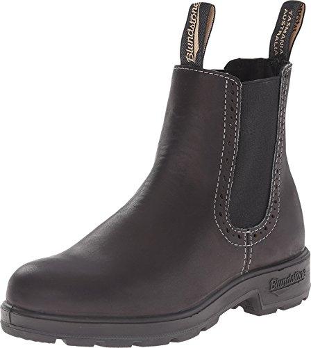 Blundstone Women's 1448 Chelsea Boot, Voltan Black, 6 UK/9 M US