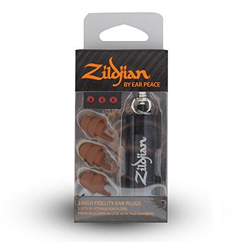 Zildjian HD Ear Plugs Dark product image