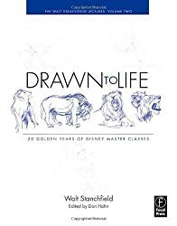 Drawn to Life: 20 Golden Years of Disney Master Classes: The Walt Stanchfield Lectures - Volume 2 by Stanchfield, Walt [23 April 2009]