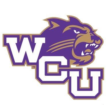 Wincraft Western Carolina Catamounts NCAA 4x4 Die Cut Decal