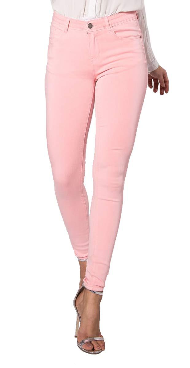 Nina Carter Mujer Vaqueros Slim, Skinny Pantalones Jeans Stretch de Color Talla 34 a 42 product image