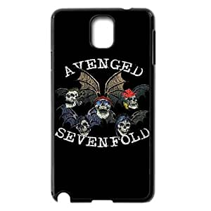 Custom Avenged Sevenfold Case Cover, Custom Protective Cover Case for Samsung Galaxy Note 3 N9000 Avenged Sevenfold