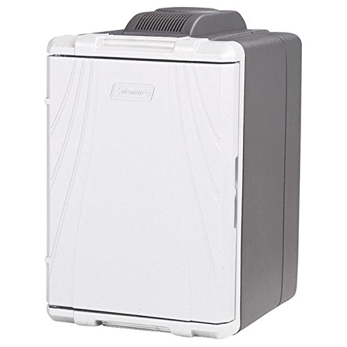 Coleman Electric Cooler - Coleman 40-Quart PowerChill Hot/Cold Thermoelectric Cooler