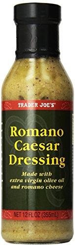 - Trader Joe's Romano Caesar Dressing