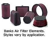 Banks 41835 Air Filter Element, Ram