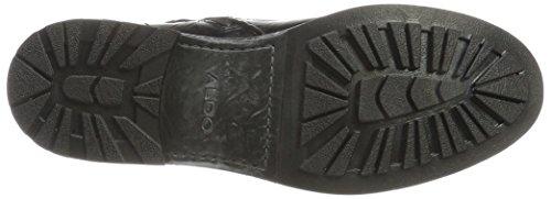 Aldo Senehauz, Bottes Homme Noir (Black Leather)