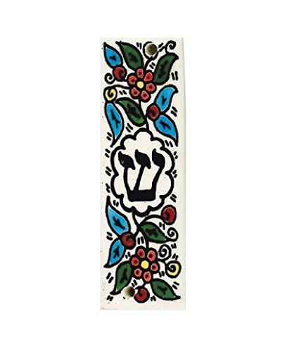 Mezuzah Ceramic - 7