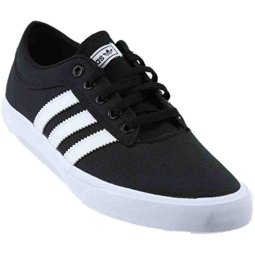 adidas Originals Women's Sellwood W Running Shoe, Black White, 10 Medium US (Adidas Performance Womens Sellwood W Fashion Sneaker)