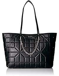 Hera Lamb Studded Chain Front Tote