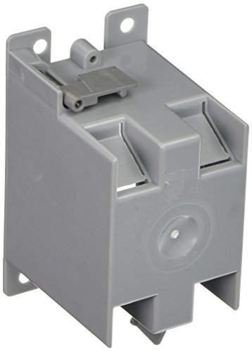 Hubbell 7887RAC Raco Old Work Cable Box, 1 Gang, 15.3 Cu-In X 3 In L X 2-1/4 In W X 2-7/8 In D, 2-1/4