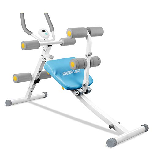 IDEER LIFE Core&Abdominal Trainers Abdominal Workout, used for sale  Delivered anywhere in USA