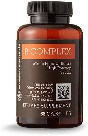 Amazon Elements Complex Cultured Capsules product image