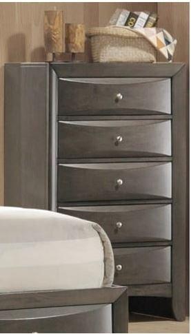 ACME AC-22707 Dresser Gray Oak