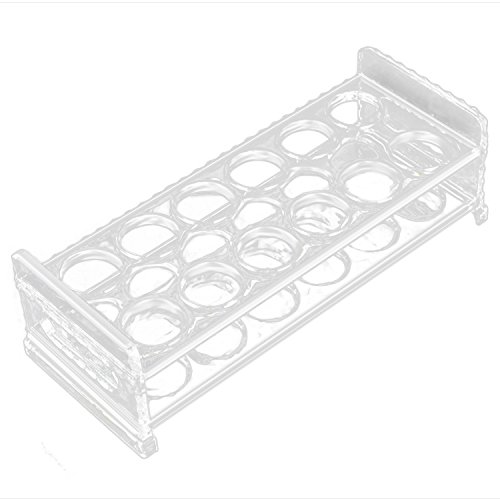 12 Round Holes Liquor Cup Rack Acrylic 2 Rows Wine Glass Cup Holder Organizer Drinkware for Bar Exhibition Valentine's Day Christmas Family Party Festival Clear (Drinkware Bar)