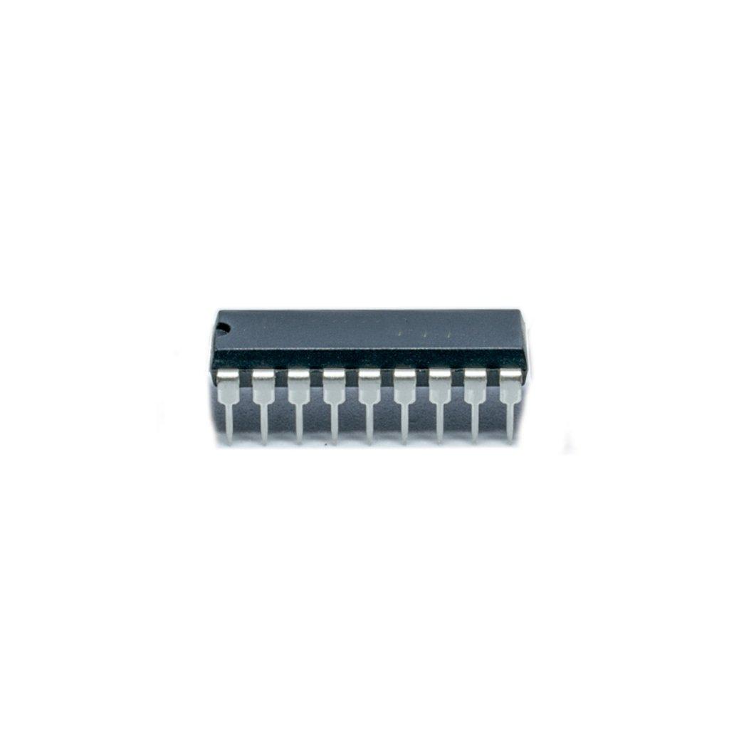 PIC16F819-I//P PIC microcontroller EEPROM256B SRAM256B 20MHz DIP18