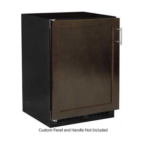 Marvel ML24BCP2LP Beverage Center with Convertible Shelves, Solid Panel Overlay Ready Door, Left Side Hinge, 24