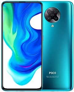 Xiaomi Pocophone F2 Pro Smartphone, Dual Sim 128 GB, 6 GB RAM, 5G - Neaon Blue