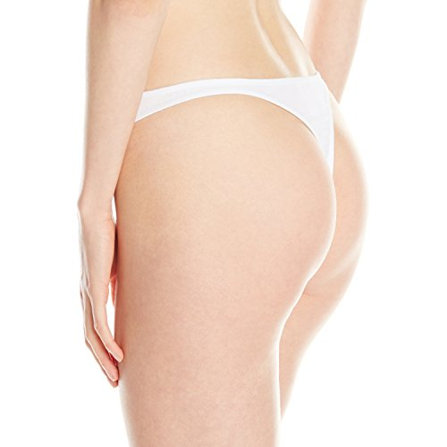 221647c893 Elita Les Essentiels Waist-High Thong Panty at Amazon Women s Clothing  store  Thong Underwear