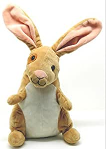 Kohl's Cares The Velveteen Rabbit Tan and White w Brown Patch 2012 Plush 11""