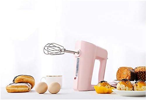 XXDTG 5 Vitesse Handheld Mixeur Double Stir Bar Crème électrique Batteur Fouet gâteau de Pain pâte Mixer