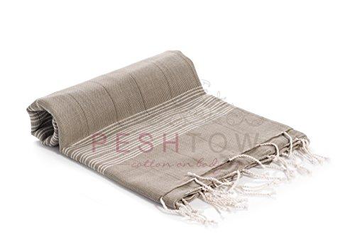 PESHTOW Cabaret Peshtemal Towel for bath, picnic and beach, 9 Colors available - Bath Cabaret
