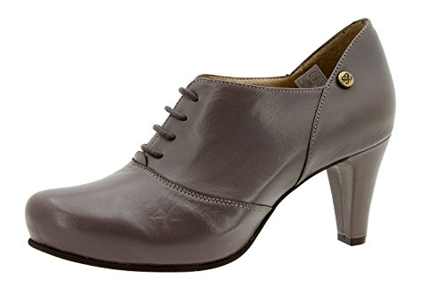 En Amples Piesanto Semelle 5234 Cuir Lacet Femme Chaussure Comfortables Habillée Topo Confort qvpwxExBF