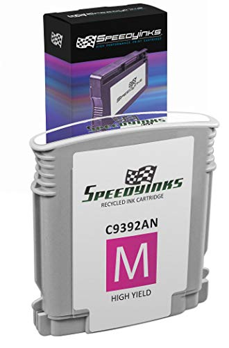 (Speedy Inks Remanufactured Ink Cartridge Replacement for HP 88XL C9392AN High Yield (Magenta))