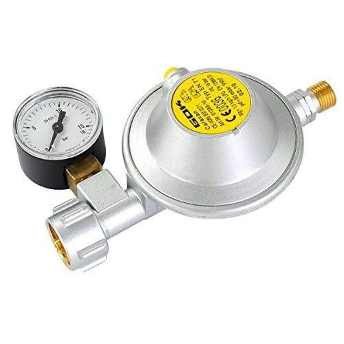 1,2 kg//h 30 mbar GOK Gasregler mit Manometer Typ EN71