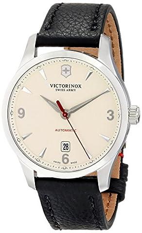 Victorinox Swiss Army Alliance Men's Automatic Watch 241666 (Swiss Mechanical Automatic)