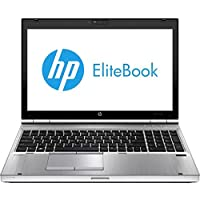 "HP Elitebook 8560p Laptop Intel Core i5 2540m 2.60Ghz 4GB Ram 320GB HDD DVD 15"" Display Webcam WiFi Bluetooth Windows 10…"
