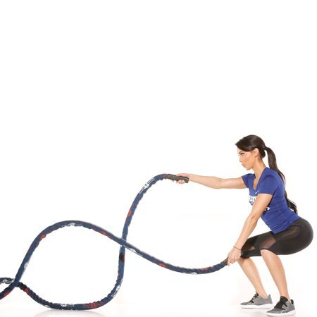 Gronk Fitness Battle Rope w/ Sleeve - 50' by Gronk Fitness Products (Image #1)