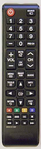 Remote control for Samsung UN40JU6400 UN40JU6400F UN40JU6400