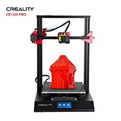 Sovol is the Professional Creality 3D printer Amazon store. This is the new Creality CR-10S Pro 3D printer. Its all-in-one base, auto-leveling feature, and easy assembly process make it a true successor.Specification:Model: CR-10S ProModel te...