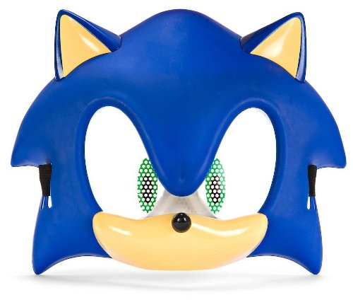[Sonic Role Play Mask] (Hedgehog Costumes For Kids)