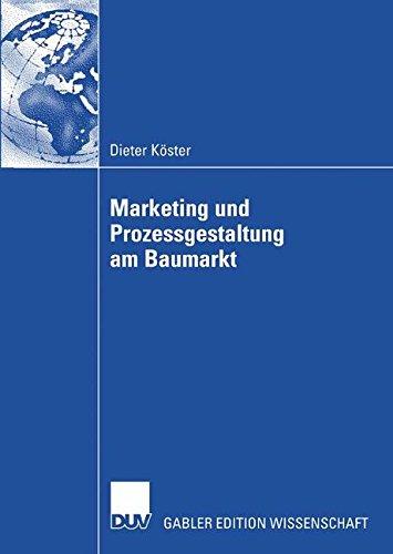Marketing und Prozessgestaltung am Baumarkt