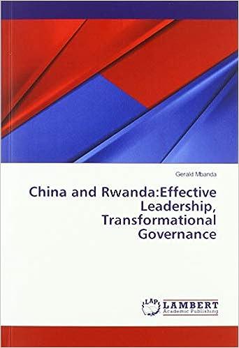 China and Rwanda:Effective