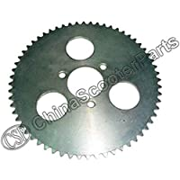 WRF 250 450 REAR SPROCKET 47 TOOTH GENUINE YAMAHA PART FITS YZ AND YZF MODELS