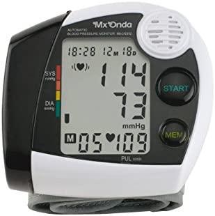 Mx Onda MX-CP2392 - Tensiometro de muneca con locucion de voz