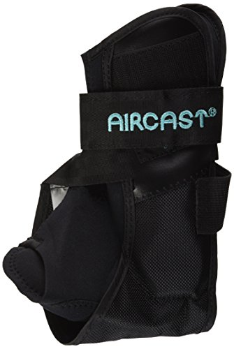 Aircast Airlift PTTD Ankle Support Brace, Left Foot, Small