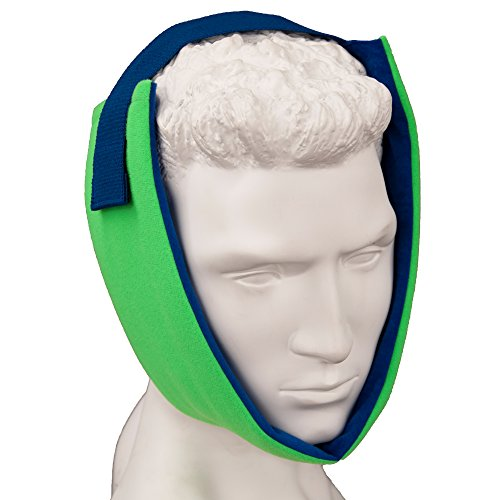 Polar Ice TMJ Wrap, Cold Therapy Ice Pack for Headache, Migraine, and Jaw Pain (Color May Vary)
