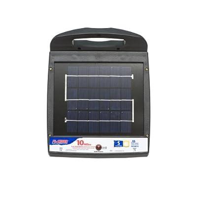 Fi-Shock 10 Mile Solar Powered Low Impedance Energizer ESP10M-FS